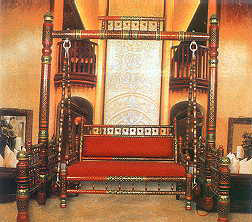 Sankheda Furniture Bed